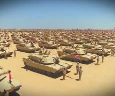 מלחמה בסיני: מצרים הודיעה על מבצע ביטחוני נגד דאעש