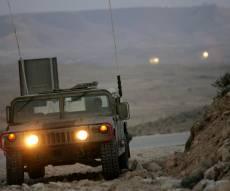 האמר צבאי. אילוסטרציה, למצולם אין קשר לנאמר בכתבה - שלושה חיילים גנבו האמר ויצאו לטיול בצפון