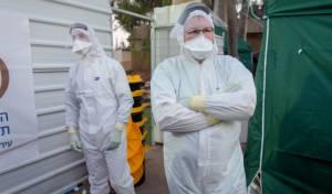 עשרה חולים נוספים בנגיף הקורונה אובחנו הערב בישראל