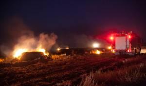 אילוסטרציה - לילה אחד בלוד: 5 שריפות, שבעה נפגעים