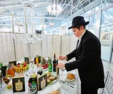 במרכז החסד היהודי במוסקבה חגגו שבע-ברכות