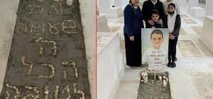 """משפחת קדוש עלתה לקבר של יוסף ז""""ל; """"מאמינים בך ה'"""""""