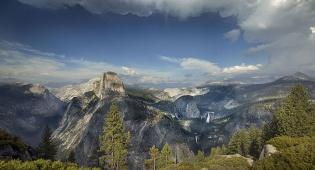 פארק יוסמיט מעדשת המצלמה של הייסמית' - צלמת תרמה את כל תמונותיה ונתבעה עליהן