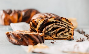 עוגת שמרים קראנץ' שוקולד מושלמת