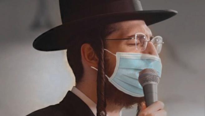 לייבי מושקוביץ מגיש: קורונה  'מצווה טאנץ'