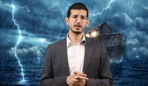 פרשת נח: ממתק לשבת עם ישראל אדיר