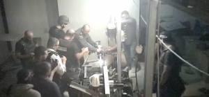 השוטרים תועדו פוצעים את נריה זארוג • צפו