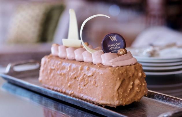 """""""וולדורף 28"""": עוגת שוקולד חלבית עשירה"""
