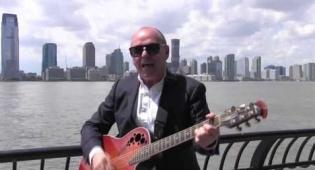 סנדי שמואלי בקליפ אמריקאי: אני שר 2017