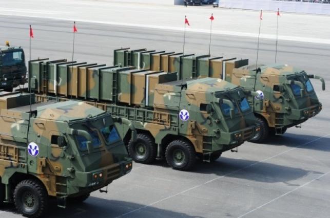 טילים בליסטים של צפון קוריאה