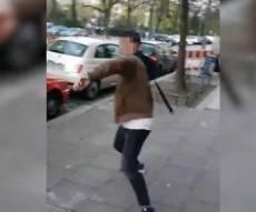 """""""היהודי"""" שהותקף בברלין: אני ערבי ישראלי"""