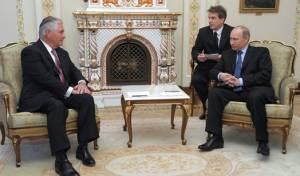 המועמד עם נשיא רוסיה
