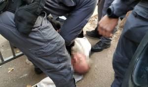 מעצר בהפגנה. אילוסטרציה - לאחר כחודשיים במעצר: שמעון שפירא מ'העדה' ישוחרר לביתו