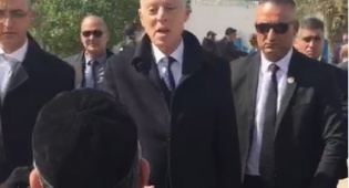 הנשיא התוניסאי