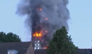 השריפה בלונדון