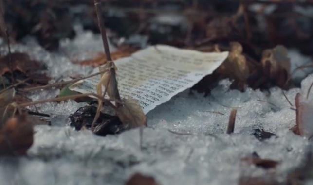 התהילים - על הרצפה