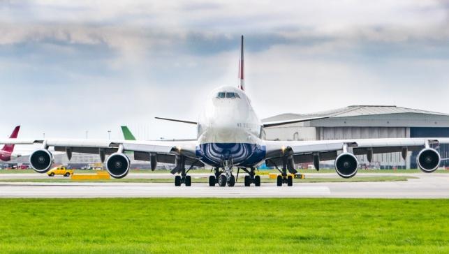 בואינג 747 ג'מבו מטוס נוסעים