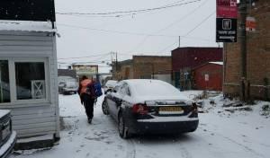 אומן: לפחות 10 מקרים של פציעות משלג
