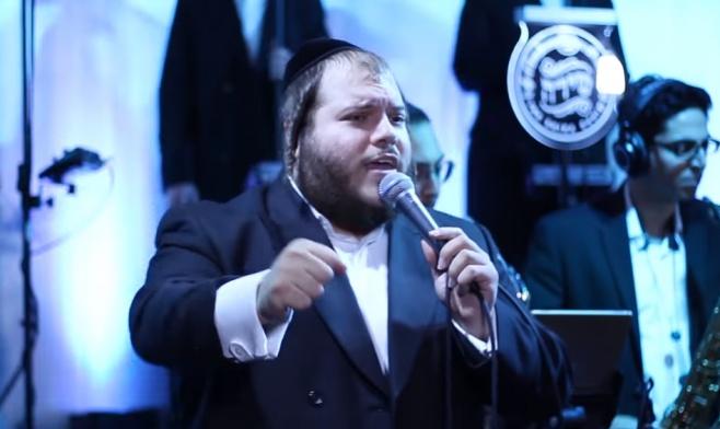 לוי פאלקוביץ' במחרוזת חתונה סוערת בלייב