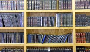 הקדיש דירתו לספריה תורנית; בניו התנגדו