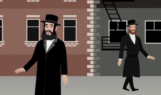 מוטי אילוביץ' בקליפ אנימציה חדש: כל אחד אף אחד