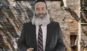 חיזוק יומי  עם הרב פנגר:   מה אתה עושה