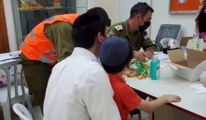 מבצע בדיקות סרולוגיות ארצי לתלמידי ישראל