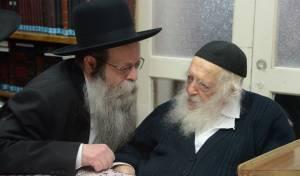 הרב קנייבסקי: התנאי לחזור לישיבה - לא להביא פלאפונים