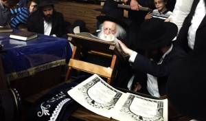 גדולי ישראל מקוננים על חורבן בית המקדש