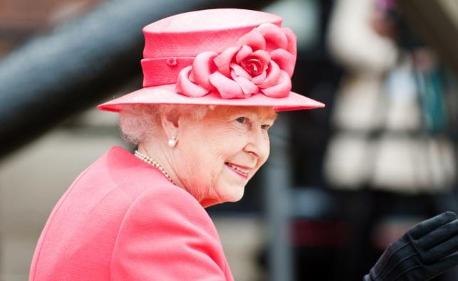 המלכה