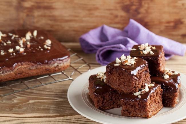 לערבב ולשלוח לתנור: עוגת שוקולד