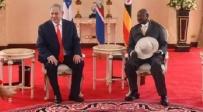 נתניהו והנשיא הסודני