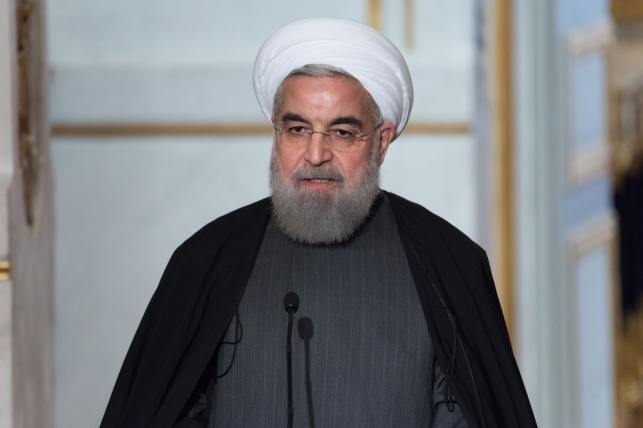 רוחאני: לא ניתן לטראמפ לקרוע את ההסכם