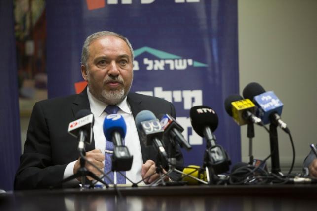 ליברמן הודיע: נתנגד בדיון הגז
