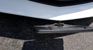 נתפס רכב עם מתקן להסתרת לוחית הזיהוי
