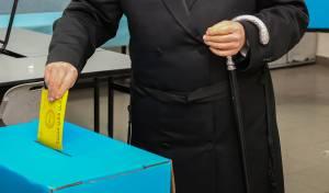 הצבעה בבחירות. אילוסטרציה