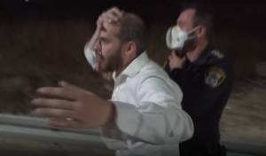 מהומות במודיעין עילית: 7 חשודים נעצרו, 4 שוטרים נפצעו