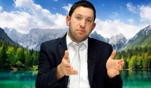 הרב נפתלי וסרמן עם רעיון לפרשת ויקרא