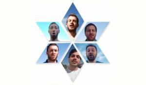 להקת 'כיפה לייב' מבצעים 'התקווה במז'ור'