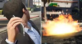טלפון מתפוצץ. אילוסטרציה