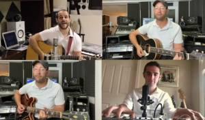 הזמרים האמריקאים מחדשים: 'הבוקר יעלה'