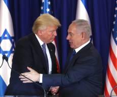 """טראמפ בישראל. היום - נתניהו לטראמפ: """"לראשונה אני רואה סיכוי אמיתי לשלום"""""""