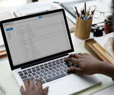מייל אימייל דואר אלקטרוני מחשב נייד email
