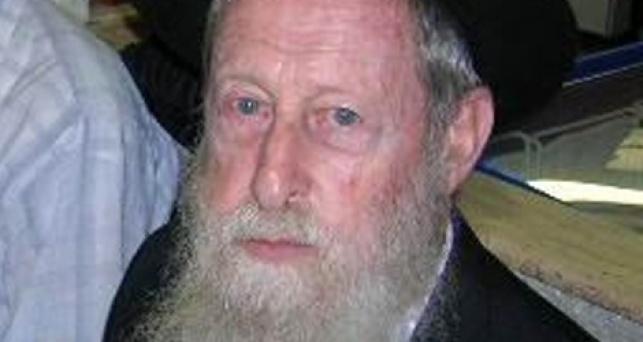 """הרב נתן קירשבוים ז""""ל"""