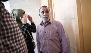 אביו הנרצחים בדומא, הבוקר בבית המשפט