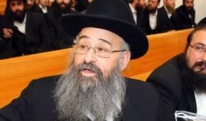 הרב אברהם יוסף לייזרזון