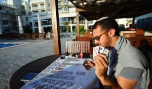 אילוסטרציה. ישראלי נופש בקפריסין