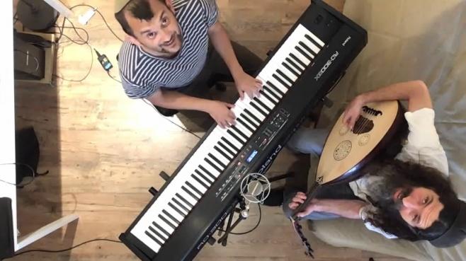 """ערן קליין בסינגל חדש ייחודי: """"את לי דומיה"""""""