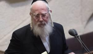 חבר הכנסת ישראל אייכלר
