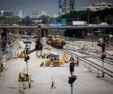 עבודות הרכבת, ארכיון - החרדים לנתניהו: 'לא ניתן יד לפגיעה בשבת'